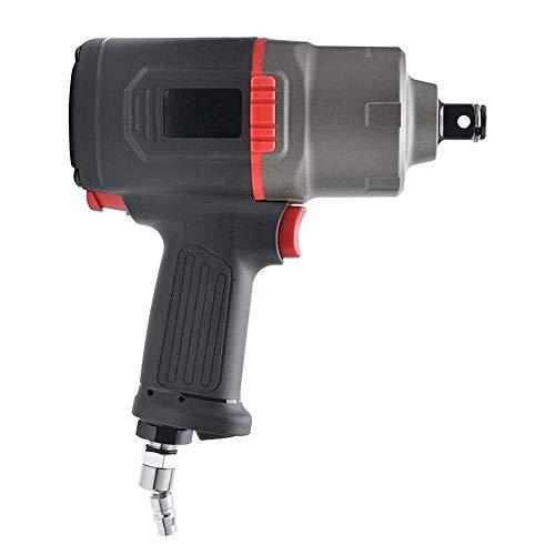 YWAWJ 4 Block Drehmoment zum Einstellen des Justierungs Positive und negative Einstellungen 3/4 Zoll Doppel-Hammer-Art Pneumatikschrauber Stahl Heavy Duty Air Trigger-Schlagschrauber Wind gun Maschine