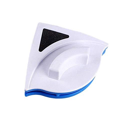 gaeruite Double Side Magnetic Fensterreiniger Wischergleiter Waschbürste Ausrüstung, Glaswischer Magnetic Cleaning Tools, 3-24mm Fensterglas Reinigung Schaber -