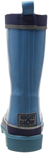 Regatta Foxfire - Bottes de pluie Garçon Bleu (Methyl Blue 5Nn)