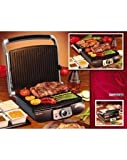 Palson Plus Health Grill 180 Degree Griddle with Removable Plates and Adjustable Temperature