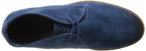 "Diesel ""Unlaw"" Lawles Mid, Derby homme Bleu - Blu (Blau (Blue Teal T6075)"