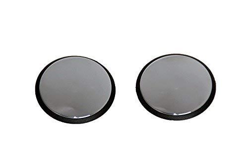 HP-Autozubehör 62720 Zierschrauben Set Chrom 32mm