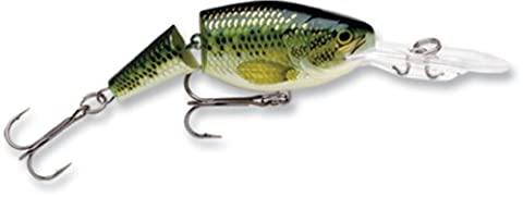 Rapala Jointed Shad Rap 05 Fishing lure (Baby Bass, Size- 2)