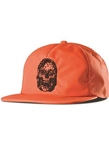 Emerica Orange French Five Panel Cap (Verstellbar) (One Size, Orange)