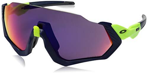 Oakley Herren Sonnenbrille Flight Jacket Blau (Azul)