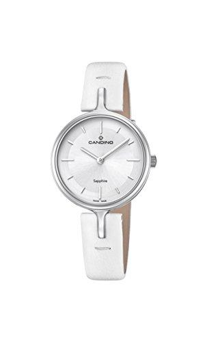 Candino Reloj Análogo clásico para Mujer de Cuarzo con Correa en Cuero C4648/1