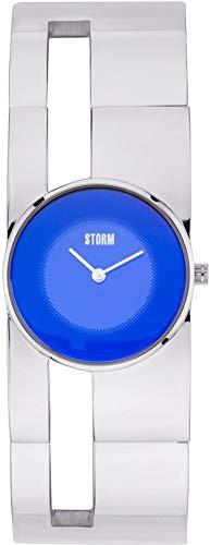 Storm Reloj los Mujeres Irma Lazer Blue 47372/B