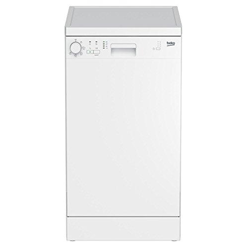 Beko DFS05011W Libera installazione 10coperti A+ lavastoviglie