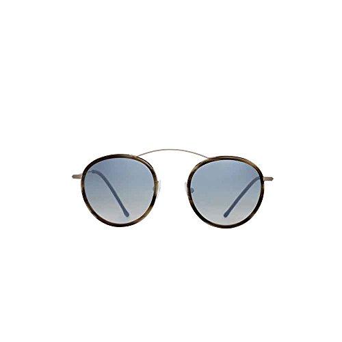 Spektre met-ro 2 flat occhiali da sole uomo donna alta protezione argento
