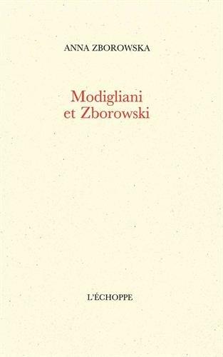 Modigliani et Zborowski