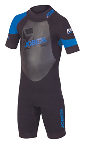 Jobe Kinder Progress Rebel Shorty 2.5/2 Wetsuits, Blue, S