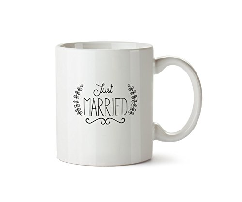 just-married-olive-branch-tazas-de-cafe-11-oz-boda-regalos-para-novia-las-ninas-mujeres