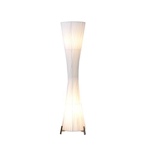 Riesige Design Stehlampe Paris XXL Weiss 200cm Stehleuchte Lampe Leuchte