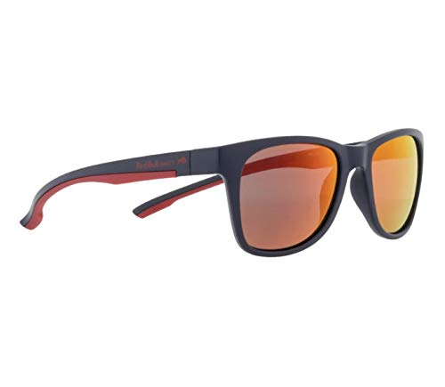 Red Bull SPECT Eyewear Herren Sonnenbrille Indy Dark Blue