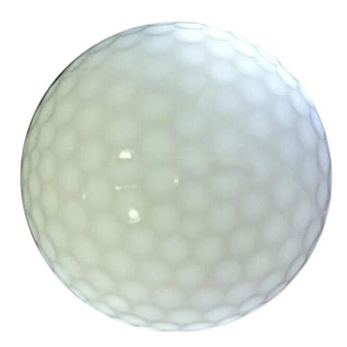 10 StüCk Golf Glow Ball, GrößE 42,8 Mm Geeignet FüR Nachttraining Wettbewerb Golf LangstreckenschießEn Mehrere Farben Rosa Rot Blau GrüN Orange Weiß