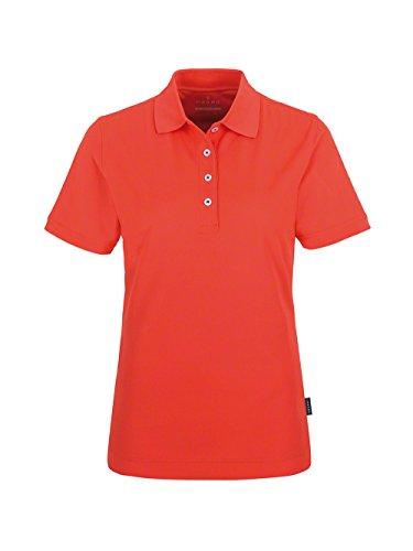 Hakro ® coolmax polo pour femme Rouge - Grenadine