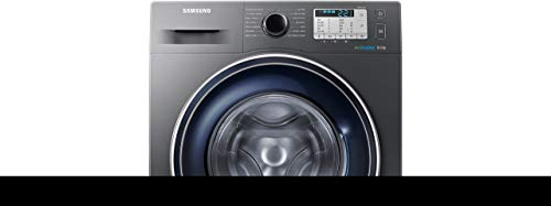 Samsung WW80J5555FC A+++ Rated Freestanding Washing Machine - Graphite