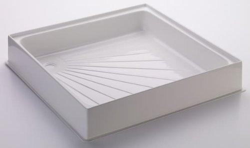 Brunner Bac à Douche 60x60 Blanc