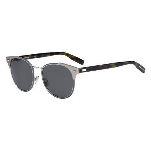 Christian Dior - Sonnenbrille, Rechteckig, Metall