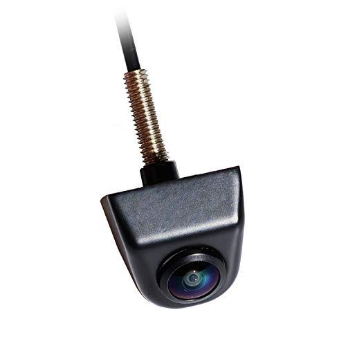 PAREVISION Rückfahrkamera, 180 ° Universal-Kamera für Auto- und Rückfahrkamera, 2 Installationsoptionen, Vertikales Bild für Nicht-Flip/Flip, Reverse-Kamera mit Schraubbefestigung -