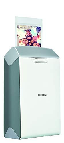 Fujifilm INSTAX SHARE SP-2 Smartphone-Drucker (Silber) (Fuji Foto Drucker)