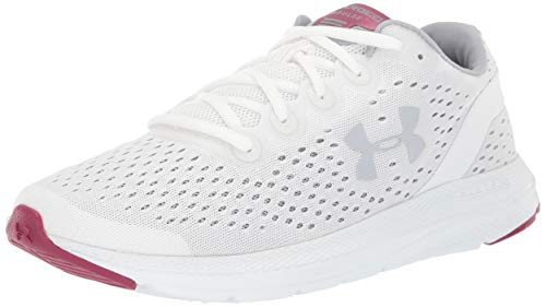 Under Armour Charged Impulse, Scarpe Running Donna, Bianco White, 41 EU