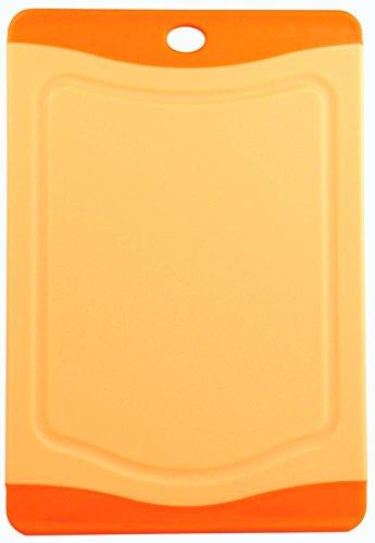 Culinario tabla de cortar De colour naranja 20 x 14 cm Microban equipo de