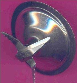 Braun Mixgerät Schneideklinge für die Modelle 4184, 4184 625