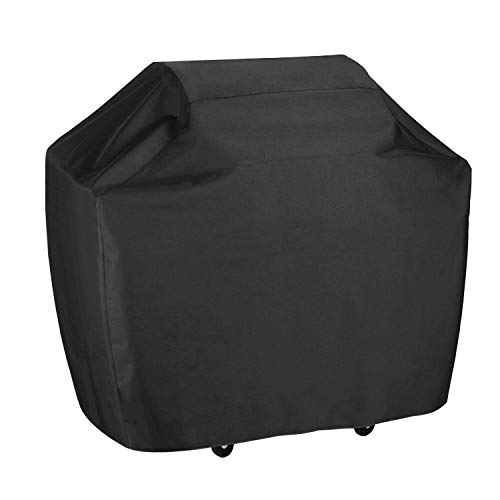 Awnic Funda Barbacoa Funda BBQ Impermeable Tela 420D Oxford Resistente al Desgarro 145X61X117cm