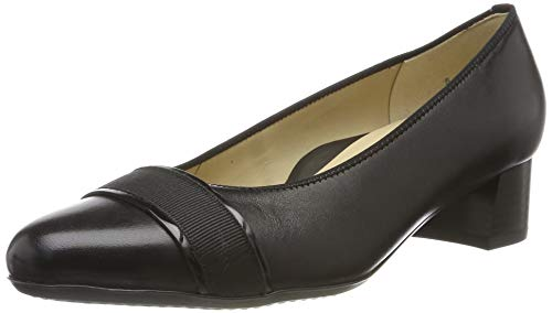 ARA Damen Vicenza 1216635 Pumps, (SCHWARZ 06), 38.5 EU