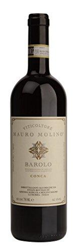 2013er - Mauro Molino - Conca - Barolo D.O.C.G. - Piemonte - Italien - Rotwein trocken