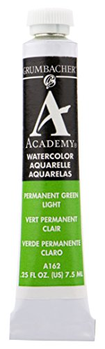 t Grumbacher Academy Watercolor Paint 7.5ml/Tube GAW-A162 ()