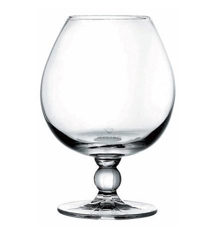 Cognac Gläserset Brandy Glas 6er Set Digestif Weinbrandglas Cognacgläser 535 cc.