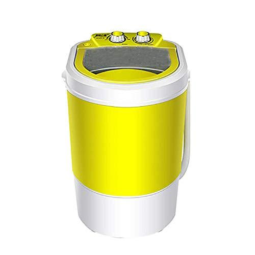 OCYE Lavatrice, Lavatrici elettriche compatte Lavatrici Portatili di Design Durevole Risparmio energetico, Regolatore Rotante e Lavasciuga centrifuga