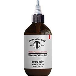 Vainilla y mango barba aceite y peine-el Ultimate Combo para el cuidado de la barba.-El Barbudo Gent