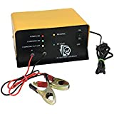 PJP 12v 7 AMP Battery Charger with 7AH to 220AH Charging Capacity for AMF Panel, Tubular, Inverter, Bike, Truck, Ups, Car and 12Volt Chargers