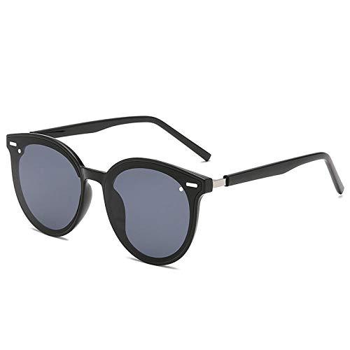 PROMISE-YZ Sonnenbrille Polarisierte sonnenbrille 100% UV 400-Schutz Mode Trend Strand Sonnenbrille Reisen fahren Damen Farbe Retro Brille Männer Persönlichkeit