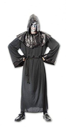 Beängstigend Erwachsene Kostüm Für - Herren Friedhof Keeper beängstigend Gothic Halloween-Kostüm