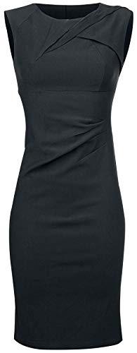 Voodoo Vixen Claudette Kleid schwarz S