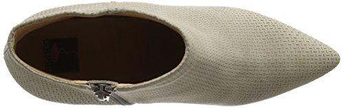 Giudecca Damen Jycx15pr14-1 Stivali Chelsea Elfenbein (ae2-11 Color Crema)