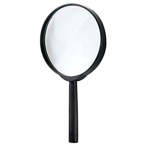 Lese Lupe Forscher Vergrößerungsglas Leselupe Handlupe Lesehilfe Agenten Detektiv Kostüm (20 Detektiv Kostüm)