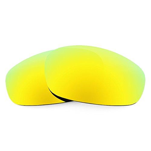 Revant Revant Ersatzlinsen für Oakley Split Jacket Bolt Gold MirrorShield®