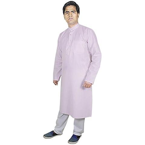 Uomo Abbigliamento Outdoor Kurta Pajama Punjabi etnica partito indiano di