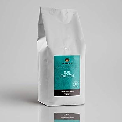 Brown Bear Cub Espresso Medium Roast Whole Bean Coffee