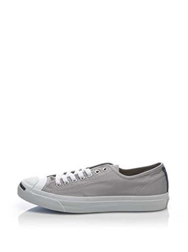 Converse - Jp Ltt Ox Textile, - Unisex – Adulto Grigio/Bianco