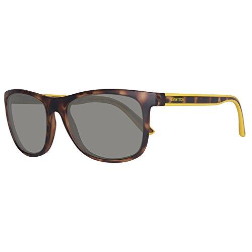 BENETTON BE982S02, Gafas de Sol Unisex, Trtois, 55