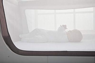 shnuggle shn-air-bcsg cuna de bebé cosleeping Convertible en Cama