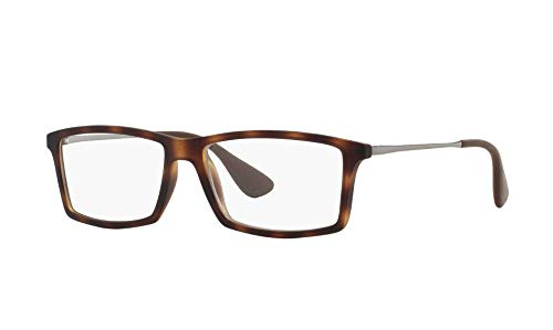 Ray-Ban Brillengestell 7021 536555 (55 mm) Havana