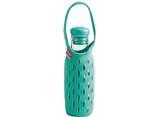 built-ny-water-bottle-with-tote-neoprene-green