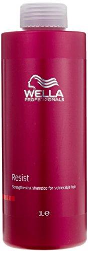 Hair Strengthening Shampoo (Wella Resist Strengthening Shampoo (For Vulnerable Hair) - 1000ml/33.8oz)